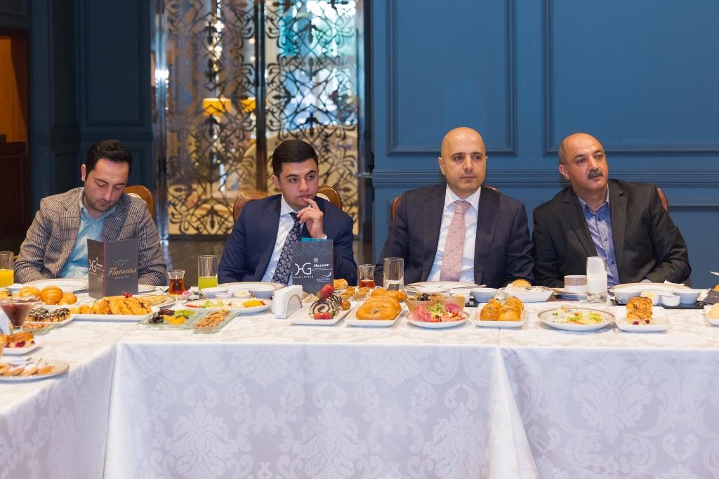 AZAL совместно с AzTA провел встречу со своими официальными партнерами