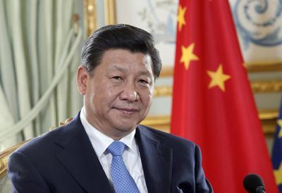 Си Цзиньпин поздравил Президента Ильхама Алиева с победой на выборах
