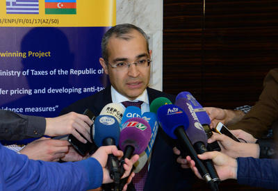 Микаил Джаббаров: Азербайджан облегчит налогообложение для малого бизнеса