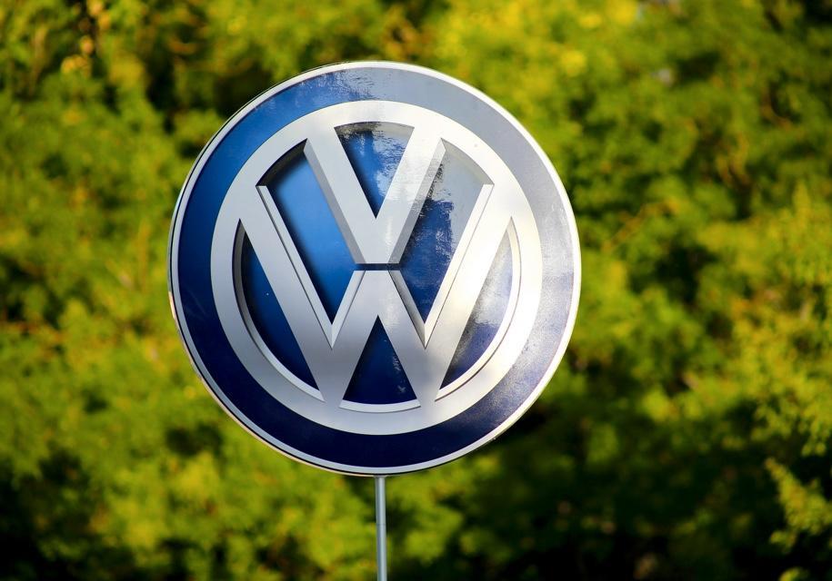 Компания Volkswagen в 2019 году получит 'яркий и цветной' логотип