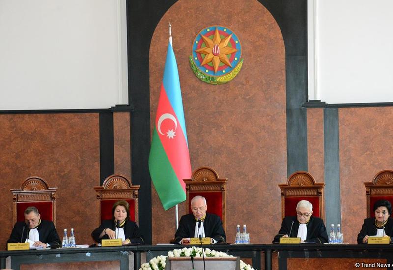 Конституционный суд Азербайджана утвердил результаты президентских выборов
