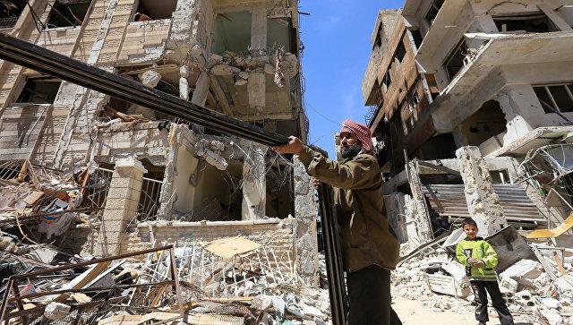 Сирия отдала Российской Федерации неразорвавшиеся американские крылатые ракеты