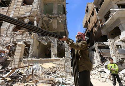 Госдеп назвал цель пребывания американских военных в Сирии