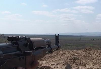 Армения обстреляла азербайджанское село, ранен мирный житель