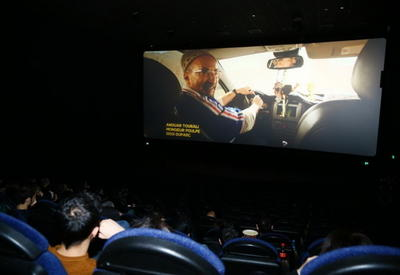 "В CinemaPlus прошел предпоказ ""Такси 5"" <span class=""color_red"">- ФОТО</span>"