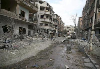 Сотрудники ООН попали под обстрел в Сирии