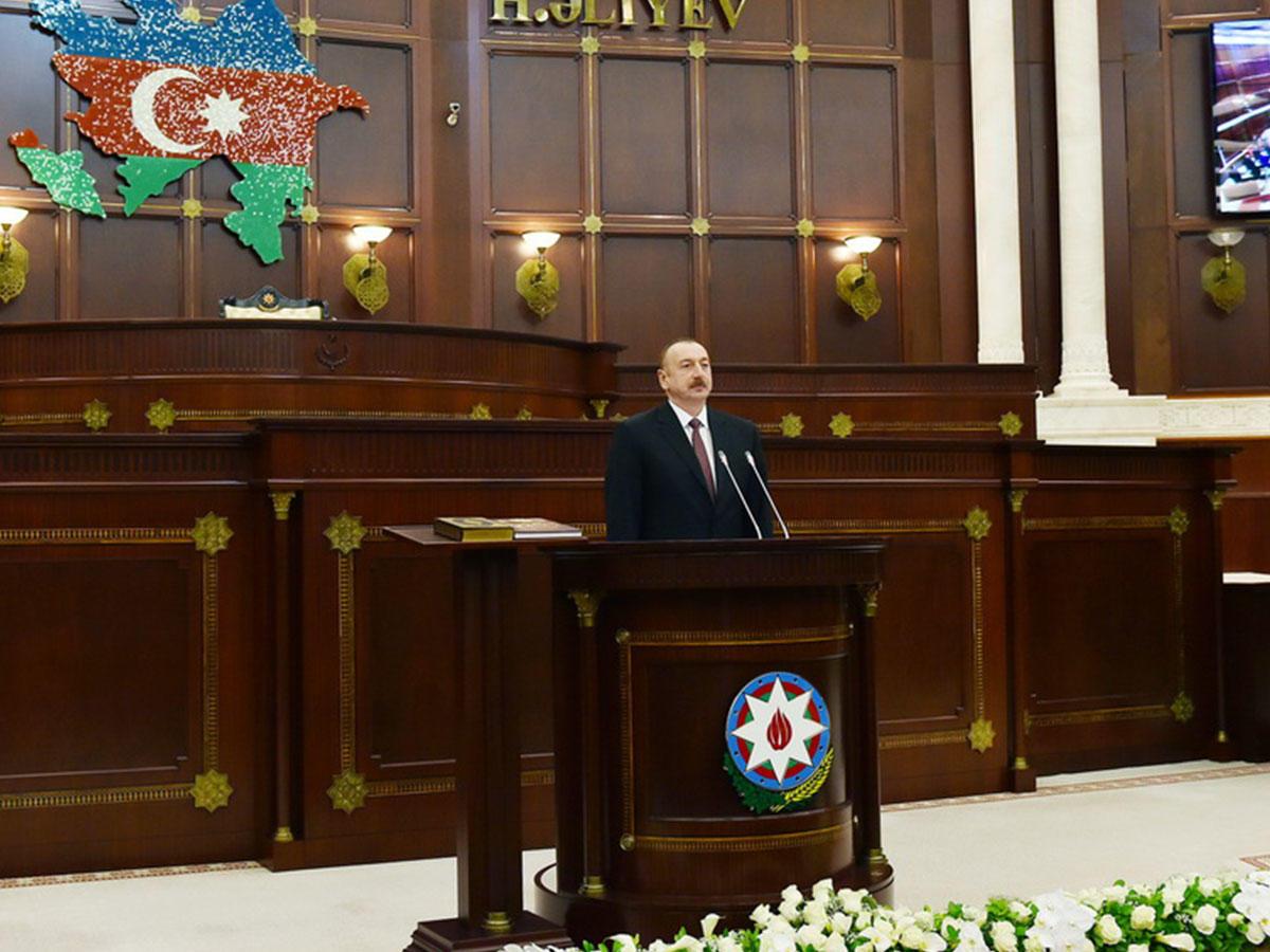 ВАзербайджане прошла церемония инаугурации переизбранного президента Алиева