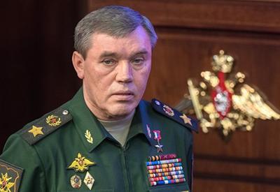 Глава Генштаба России встретится с главкомом НАТО в Баку