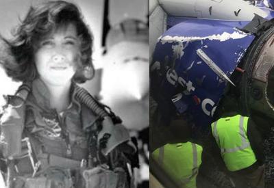 Американская героиня: что известно о пилоте Тэмми Шульц, посадившей самолет с взорвавшимся двигателем