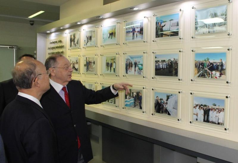 """Генеральный директор Международного агентства по атомной энергии посетил Национальный центр онкологии <span class=""""color_red"""">- ФОТО</span>"""