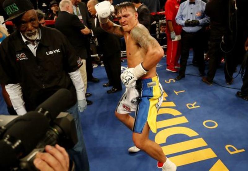 Чемпион мира по боксу вспомнил историю из своей молодости