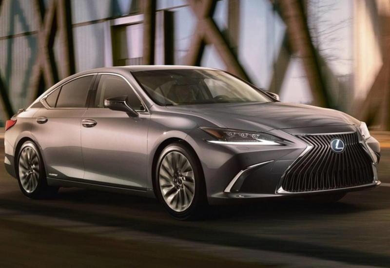 """Lexus почти полностью рассекретил новое поколение седана ES <span class=""""color_red"""">- ФОТО</span>"""