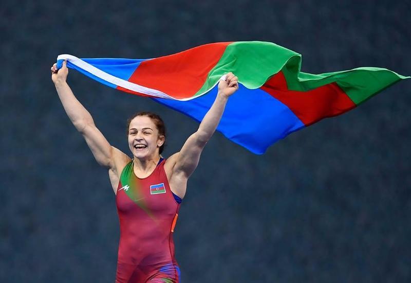 Мария Стадник возглавит сборную Азербайджана на ЕВРО