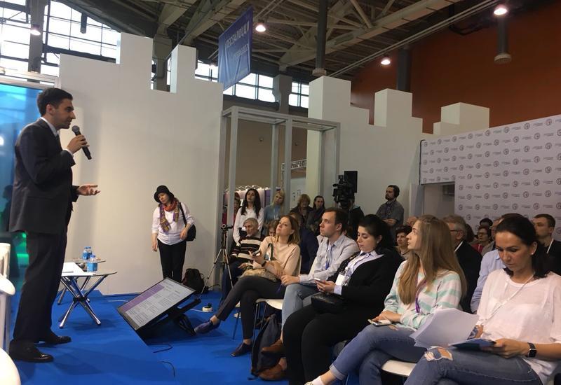 Азербайджан в V Московском международном Салоне образования - ПОДРОБНОСТИ