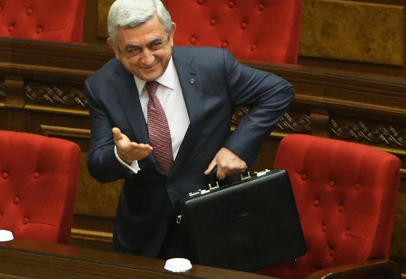Спецслужбы Армении заявили о готовящихся преступлениях против конституционного порядка