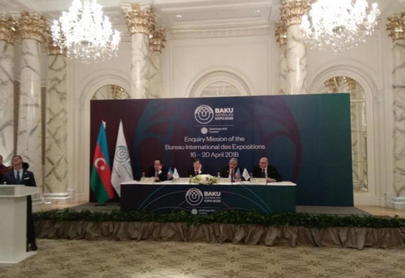 Азербайджан огласил затраты на Expo 2025 в случае одобрения заявки Баку