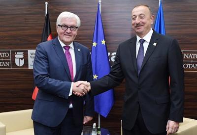 Франк-Вальтер Штайнмайер: Германия и впредь останется надежным партнером Азербайджана