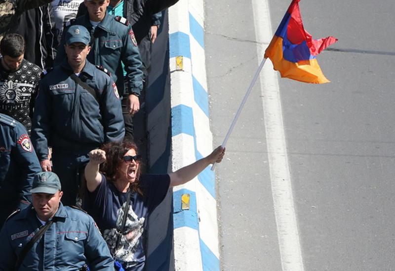 """Число задержанных в Ереване активистов перевалило за 230 <span class=""""color_red"""">- ОБНОВЛЕНО</span>"""