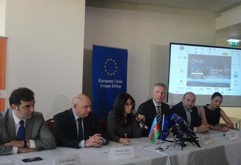 В Баку стартует второй Европейский фестиваль толерантности IMAGINE