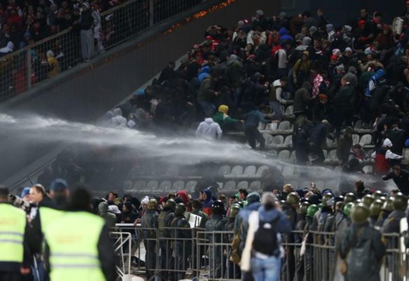 Взрыв на первенстве Болгарии по футболу: есть пострадавшие