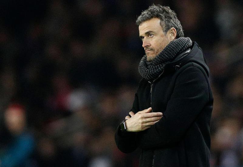 """СМИ: Луис Энрике претендует на пост наставника """"Арсенала"""""""