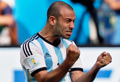 Маскерано планирует вернуться из Китая в Аргентину