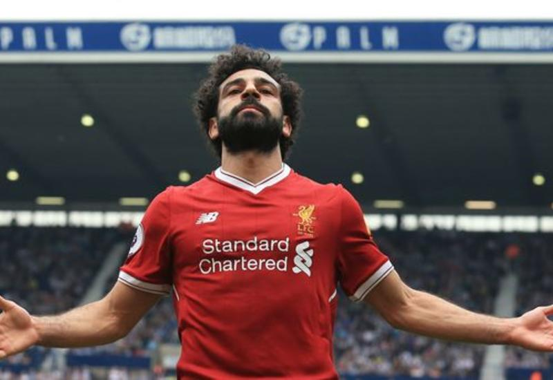Мохамед Салах повторил рекорд Премьер-лиги по голам за сезон