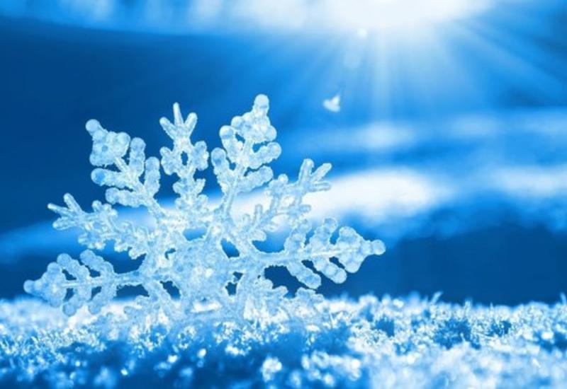 В Азербайджане выпало более 10 см снега