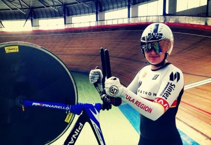 В России сбили насмерть чемпионку мира по велоспорту