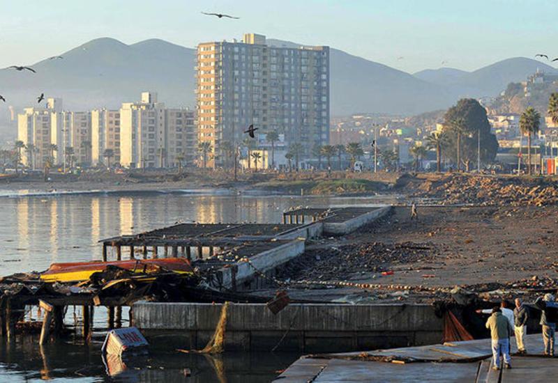 Взрыв в Чили: пострадали 50 человек