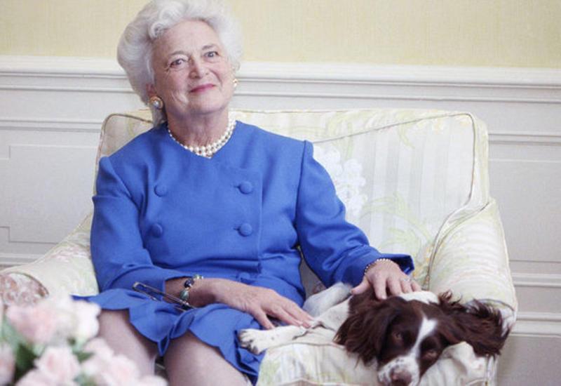 В США простились с Барбарой Буш