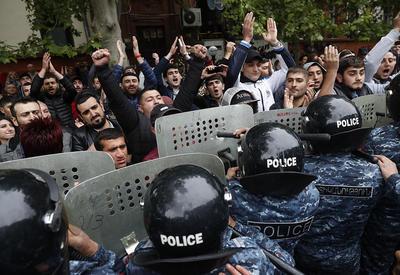 Происходящие в Армении события - результат очень серьезных ошибок