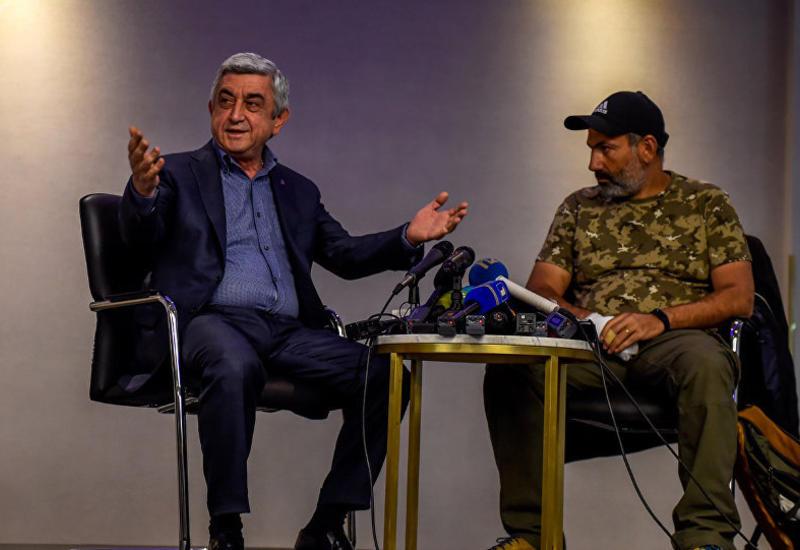 Серж Саргсян отказался говорить с оппозицией и покинул встречу