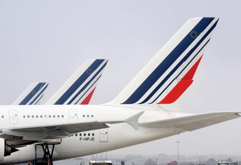 Air France 23 апреля отменит около 25% рейсов из-за забастовки персонала
