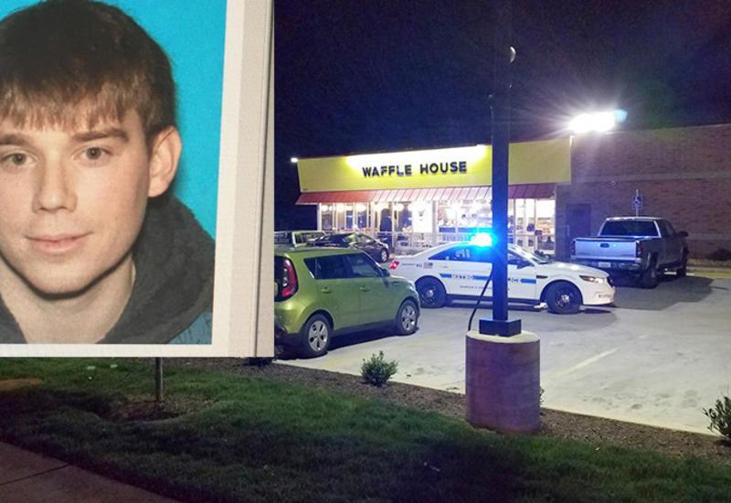 """В США в результате стрельбы в кафе погибли три человека <span class=""""color_red"""">- ФОТО</span>"""