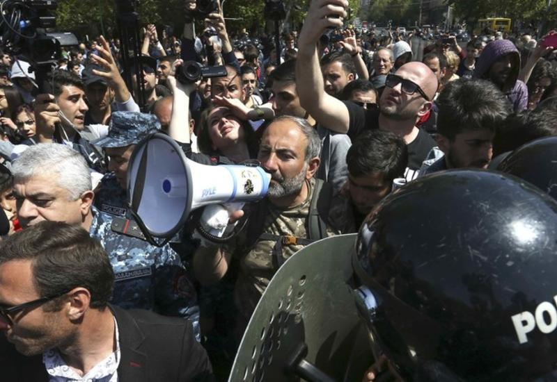 В Генпрокуратуре Армении подтвердили задержание лидера оппозиции