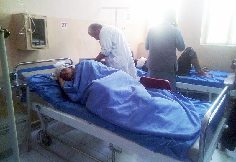 В Афганистане прогремел второй взрыв, пострадала семья