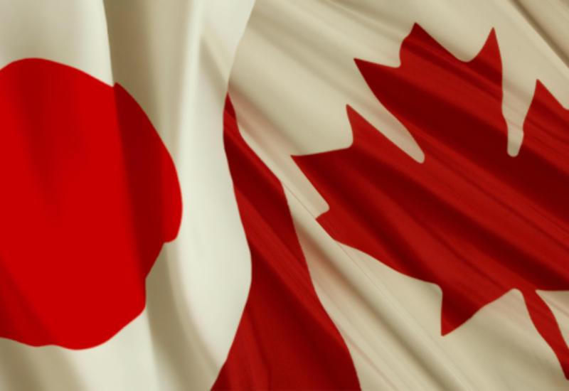 Канада и Япония подписали соглашение о военной технике