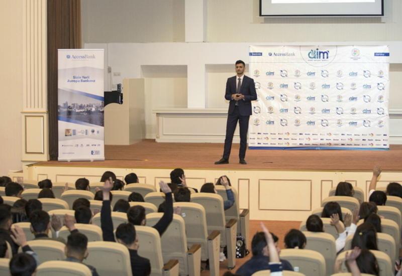 AccessBank и ASAN Könüllüləri продолжают реализацию проекта AİM