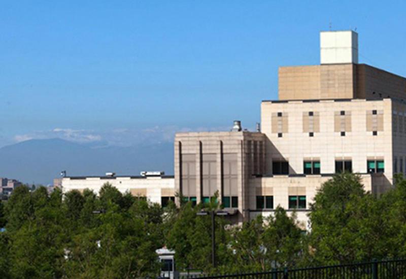 Для чего в Армении такое американское посольство