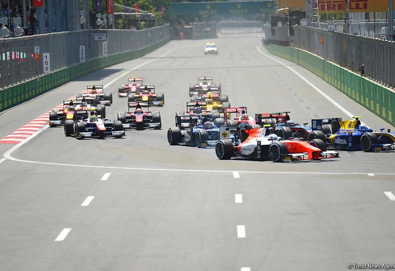 Представители команд Формулы-1 прибыли в Баку