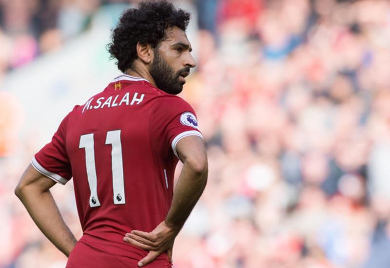Мохаммед Салах признан лучшим футболистом сезона в Англии