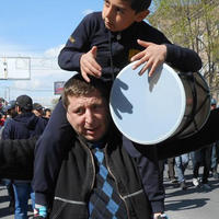 """Прощай, Вася!"". Армяне ликуют в ожидании нового диктатора <span class=""color_red"">- ФОТО</span>"