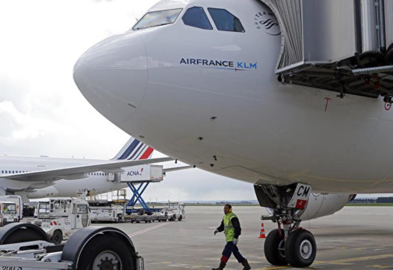 Air France из-за забастовки сотрудников потеряла более 300 миллионов евро