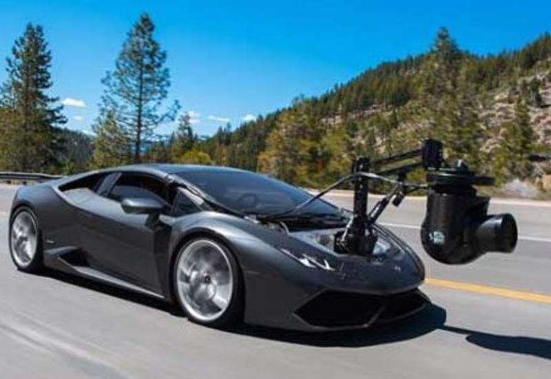 Incline Dynamic Outlet представила самую быструю в мире камеру на колесах