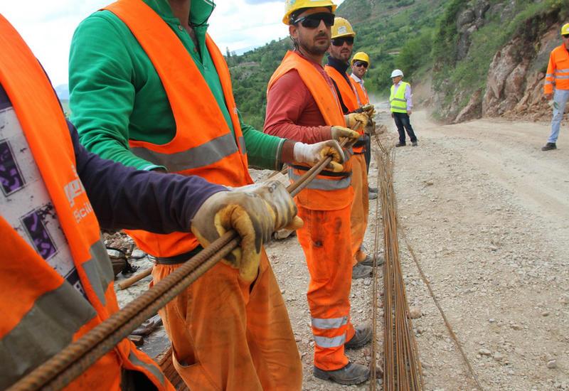 Консорциум TAP приступил к реабилитации еще одного участка дороги в Албании