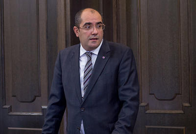 Армянский министр перешел на сторону митингующих