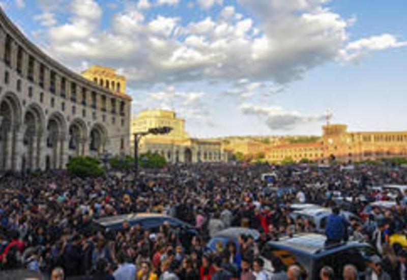 """""""Дашнакцутюн"""" заявила о выходе из правящей коалиции в Армении"""