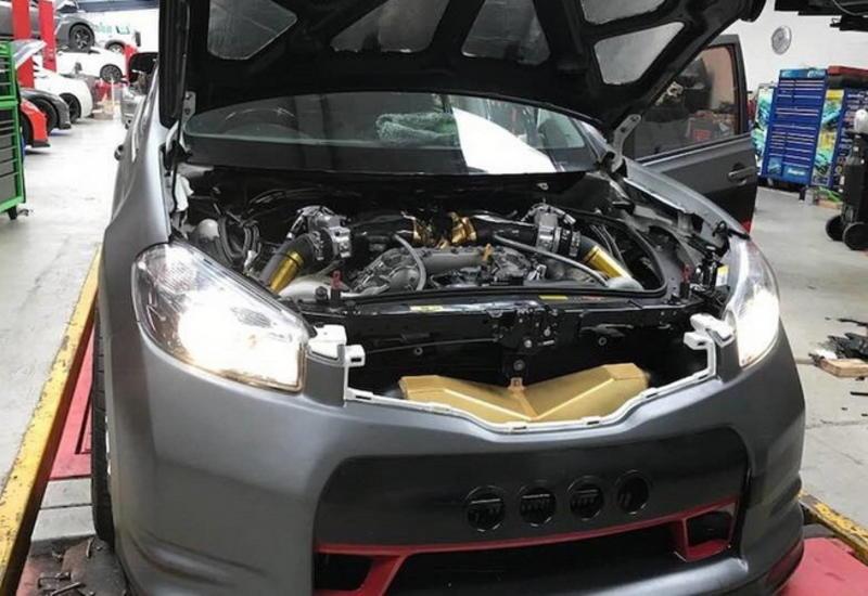 """Тюнеры превратили Nissan Qashqai в убийцу суперкаров <span class=""""color_red"""">- ФОТО</span>"""