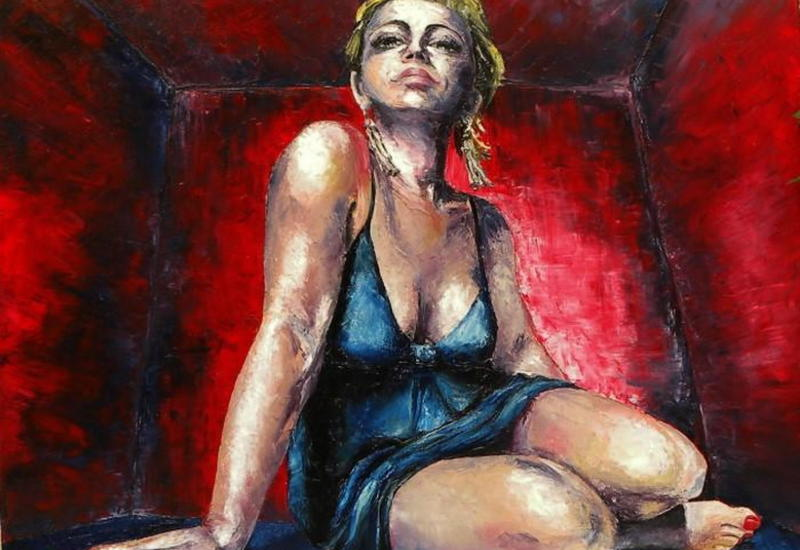 """""""Картинная галерея"""" Day.Az: Образ женщины <span class=""""color_red"""">- ФОТО</span>"""